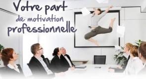 Votre motivation professionnelle