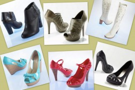 Rever de chaussures