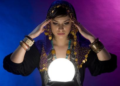 Gypsy Fortune-Teller
